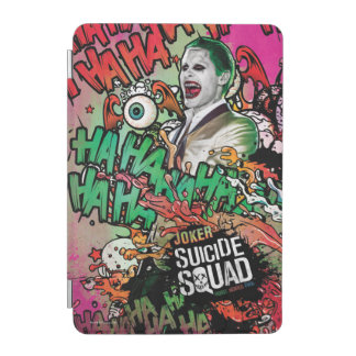 Suicide Squad | Joker Character Graffiti iPad Mini Cover