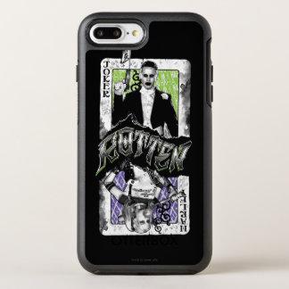 Suicide Squad | Joker & Harley Rotten OtterBox Symmetry iPhone 7 Plus Case