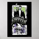 Suicide Squad | Joker & Harley Rotten Poster