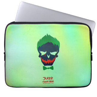 Suicide Squad | Joker Head Icon Computer Sleeves