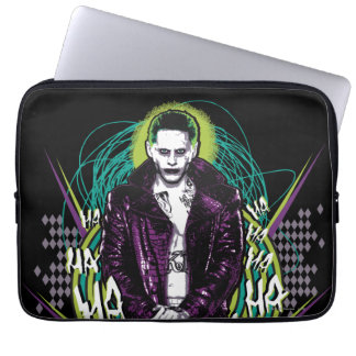 Suicide Squad | Joker Retro Rock Graphic Computer Sleeve
