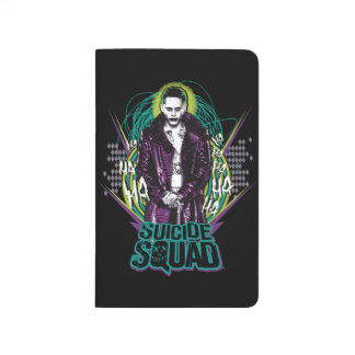 Suicide Squad | Joker Retro Rock Graphic Journals