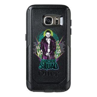 Suicide Squad   Joker Retro Rock Graphic OtterBox Samsung Galaxy S7 Case