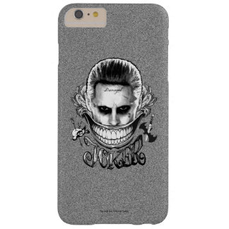 Suicide Squad | Joker Smile Barely There iPhone 6 Plus Case