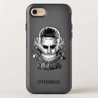 Suicide Squad | Joker Smile OtterBox Symmetry iPhone 7 Case