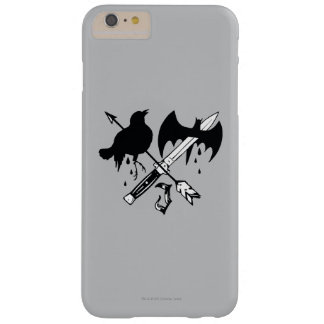 Suicide Squad | Joker Symbol Barely There iPhone 6 Plus Case