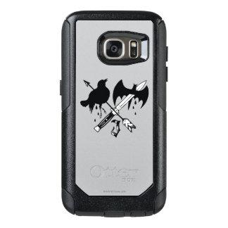 Suicide Squad   Joker Symbol OtterBox Samsung Galaxy S7 Case
