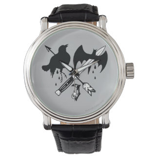 Suicide Squad | Joker Symbol Watch