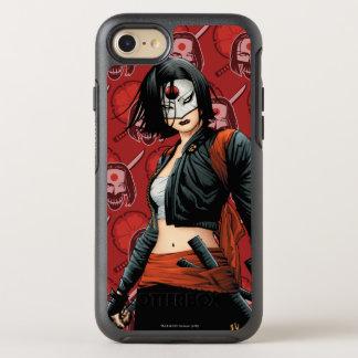 Suicide Squad   Katana Comic Book Art OtterBox Symmetry iPhone 8/7 Case