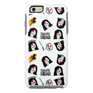 Suicide Squad | Katana Emoji Pattern OtterBox iPhone 6/6s Plus Case