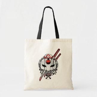 Suicide Squad | Katana Mask & Swords Tattoo Art
