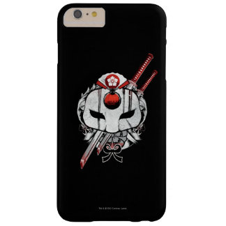 Suicide Squad | Katana Mask & Swords Tattoo Art Barely There iPhone 6 Plus Case