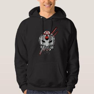 Suicide Squad | Katana Mask & Swords Tattoo Art Hoodie