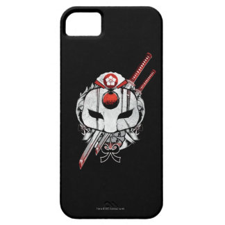 Suicide Squad | Katana Mask & Swords Tattoo Art iPhone 5 Covers
