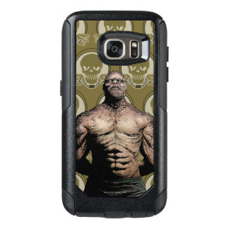 Suicide Squad | Killer Croc Comic Book Art OtterBox Samsung Galaxy S7 Case