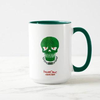 Suicide Squad | Killer Croc Head Icon Mug
