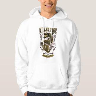 Suicide Squad | Killer Croc Tattoo Hoodie