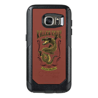 Suicide Squad | Killer Croc Tattoo OtterBox Samsung Galaxy S7 Case