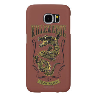 Suicide Squad | Killer Croc Tattoo Samsung Galaxy S6 Cases