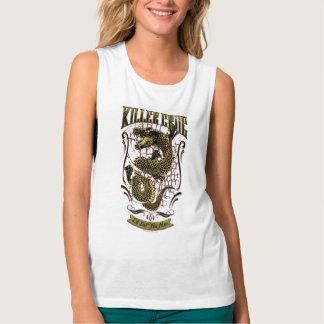 Suicide Squad | Killer Croc Tattoo Tank Top