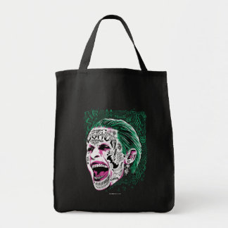 Suicide Squad | Laughing Joker Head Sketch