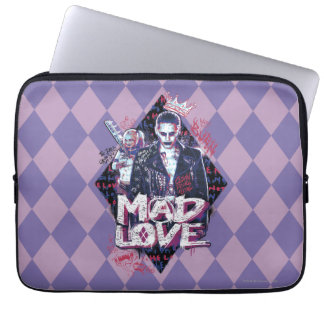 Suicide Squad | Mad Love Computer Sleeve