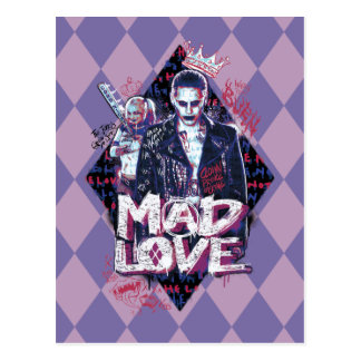 Suicide Squad | Mad Love Postcard