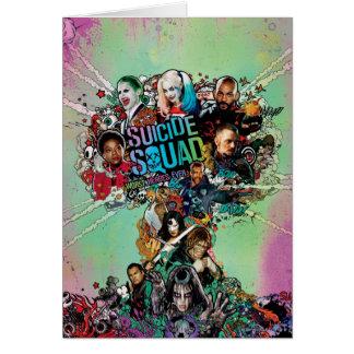 Suicide Squad | Mushroom Cloud Explosion Card