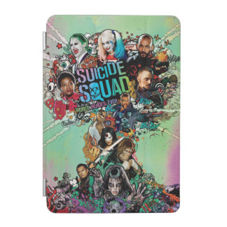 Suicide Squad | Mushroom Cloud Explosion iPad Mini Cover