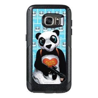 Suicide Squad | Panda OtterBox Samsung Galaxy S7 Case