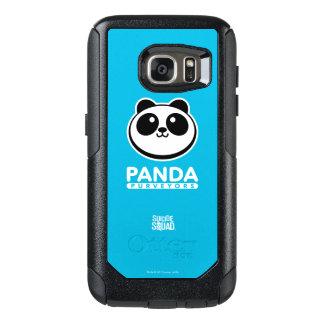 Suicide Squad | Panda Purveyors Logo OtterBox Samsung Galaxy S7 Case