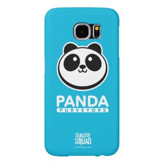 Suicide Squad | Panda Purveyors Logo Samsung Galaxy S6 Cases