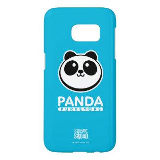 Suicide Squad | Panda Purveyors Logo Samsung Galaxy S7 Case