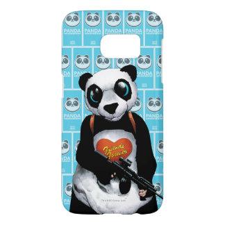Suicide Squad   Panda Samsung Galaxy S7 Case