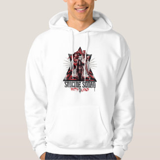 Suicide Squad | Pretty Crazy Squad Girls Hoodie