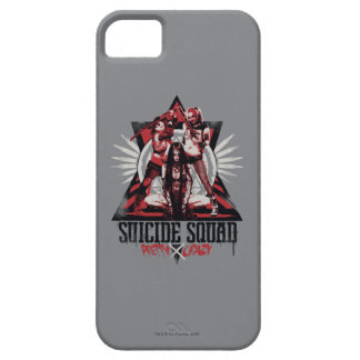 Suicide Squad | Pretty Crazy Squad Girls iPhone 5 Covers