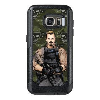 Suicide Squad   Rick Flag Comic Book Art OtterBox Samsung Galaxy S7 Case