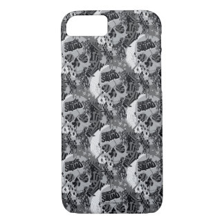 Suicide Squad | Skull Pattern iPhone 7 Case