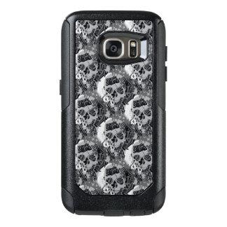 Suicide Squad   Skull Pattern OtterBox Samsung Galaxy S7 Case