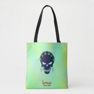 Suicide Squad | Slipknot Head Icon Tote Bag