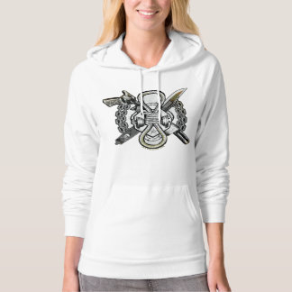 Suicide Squad | Slipknot Weapons Tattoo Art Hooded Pullovers
