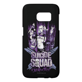 "Suicide Squad | Squad Girls ""In Squad We Trust"" Samsung Galaxy S7 Case"