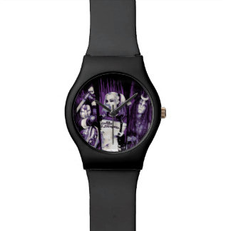 "Suicide Squad | Squad Girls ""In Squad We Trust"" Wrist Watches"
