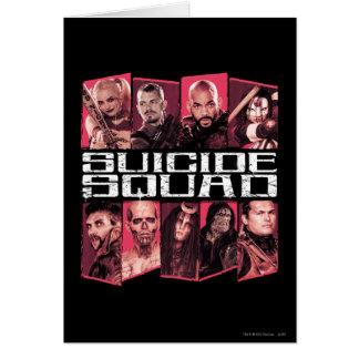 Suicide Squad | Task Force X Group Emblem Card
