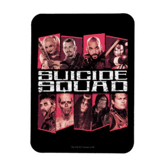 Suicide Squad | Task Force X Group Emblem Magnet