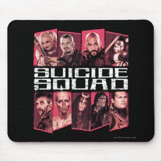 Suicide Squad | Task Force X Group Emblem Mouse Pad