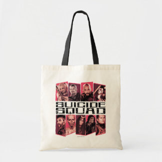Suicide Squad | Task Force X Group Emblem Tote Bag