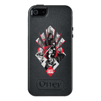Suicide Squad | Task Force X Japanese Graphic OtterBox iPhone 5/5s/SE Case