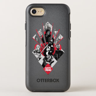 Suicide Squad | Task Force X Japanese Graphic OtterBox Symmetry iPhone 7 Case