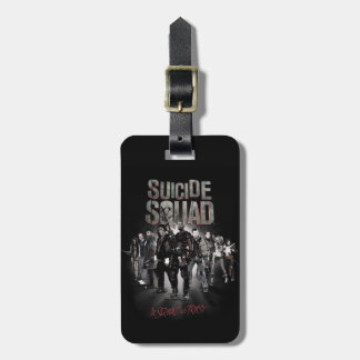 Suicide Squad |Task Force X Lineup Bag Tag